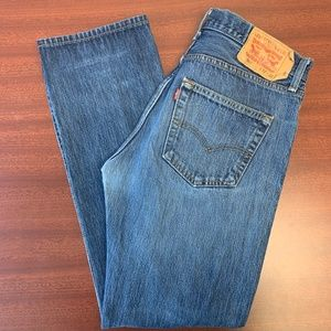 Men's 501 Levi's High Rise Mom Jeans